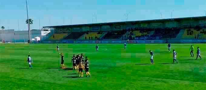 El San Roque viaja a Lebrija este miércoles con la intención de sorprender al Atlético Antoniano.
