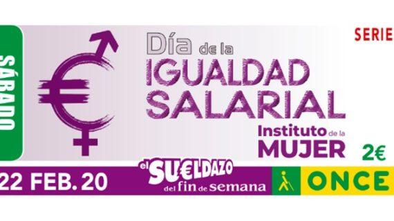 La Once deja en Huelva un premio de 200.000 euros