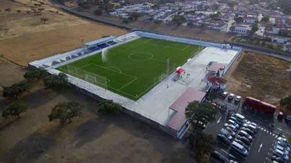 El estadio municipal Guadalupe de Las Herrerías albergará la final de la Copa Federación de Segunda Andaluza