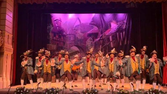 Nueva noche de semifinales en el Gran Teatro de Huelva