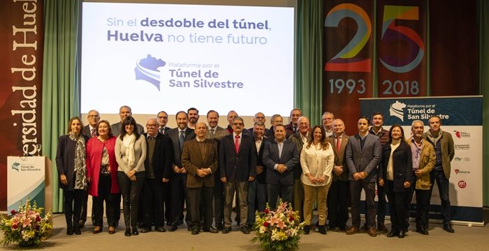 La Plataforma por el Túnel de San Silvestre cumple un año a la espera del desdoble