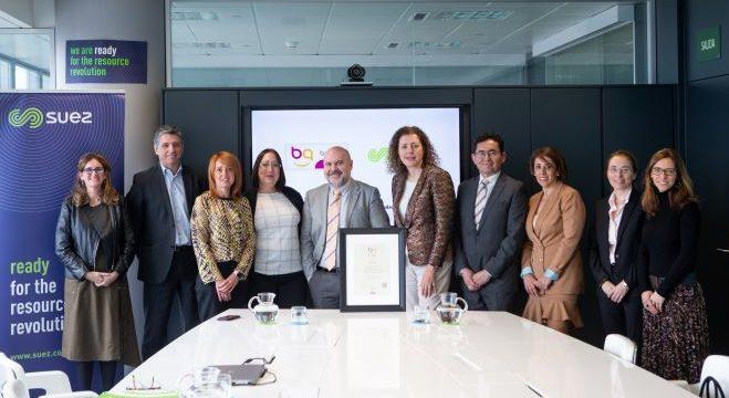 Aguas de Huelva recibe el sello Bequal Plus, que certifica su compromiso con las personas con discapacidad