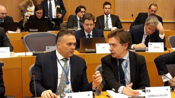 Manuel García Félix es nombrado nuevo miembro del Comité Europeo de las Regiones