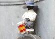 El Manneken-Pis se viste de rociero con motivo del XX Aniversario de la Hermandad de Bruselas