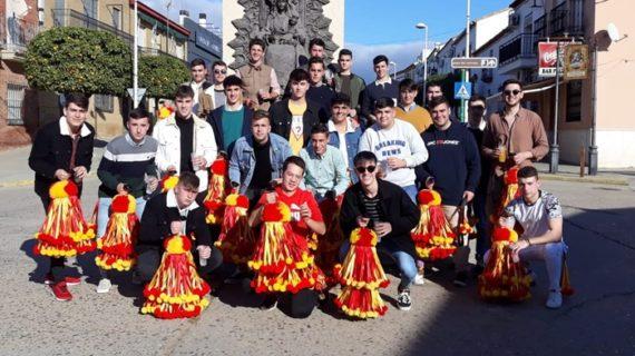 Beas celebra su segunda romería, Clarines Chico