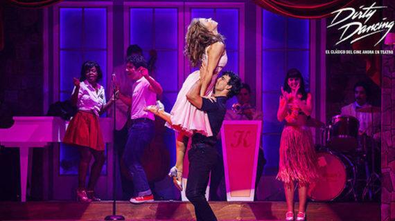 La Casa Colón acogerá  del 20 al 23 de febrero 'Dirty Dancing, El Musical'