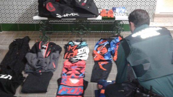 Detenidas dos personas por tratar de vender objetos que habían robado en varios coches en Villarrasa