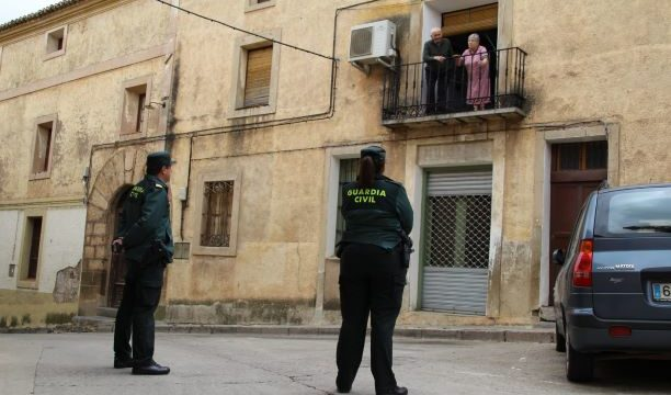 Detenido un varón por el robo en el interior de una vivienda habitada por un anciano de 89 años en Cartaya