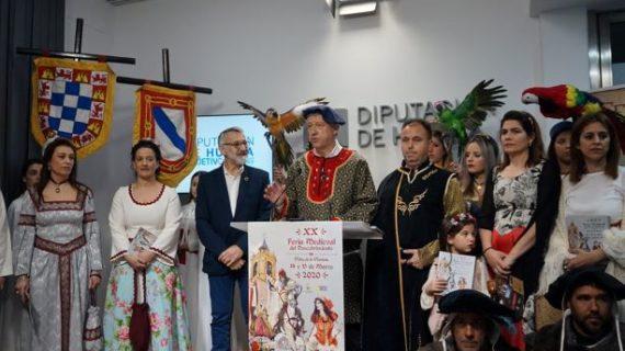 Palos de la Frontera vive este fin de semana su XX Feria Medieval del Descubrimiento