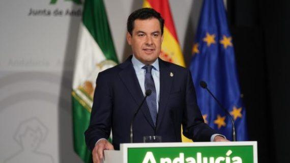 Juanma Moreno eleva la situación al 'nivel 2' de emergencia y convoca el Gabinete de Crisis
