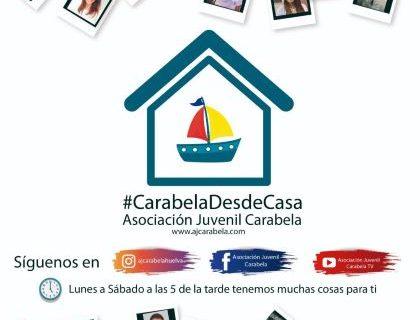 Carabela, la Asociación Juvenil de Salesianos, traslada sus actividades del cole al hogar