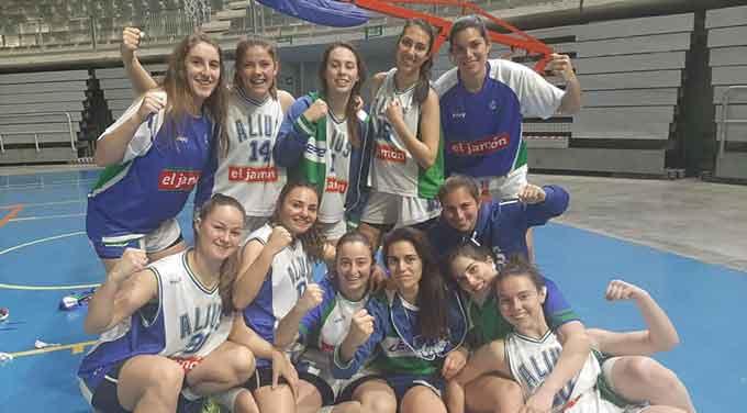 Victoria del CB Lepe y derrota del Ciudad de Huelva en la Liga Nacional Femenina 1 de baloncesto