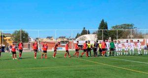 Gran triunfo del Cartaya en el feudo del Torreblanca. / Foto: @AD_Cartaya.