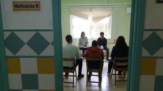 La Fundación Cepsa mejora la situación de confinamiento de los internos de Proyecto Hombre