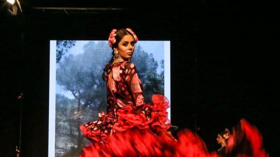 Cantares y los diseños de Revuelos deslumbran en la VII Gala Flamenca de Emigrantes