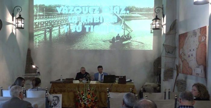 Vázquez Díaz en Palos, 90 años después