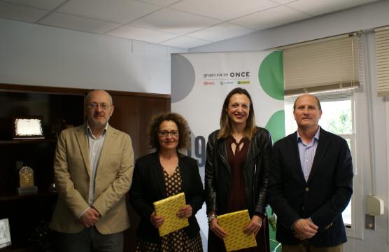 Los colegios Moliere y CEIP Virgen de Andévalo ganan la fase provincial del concurso de la ONCE
