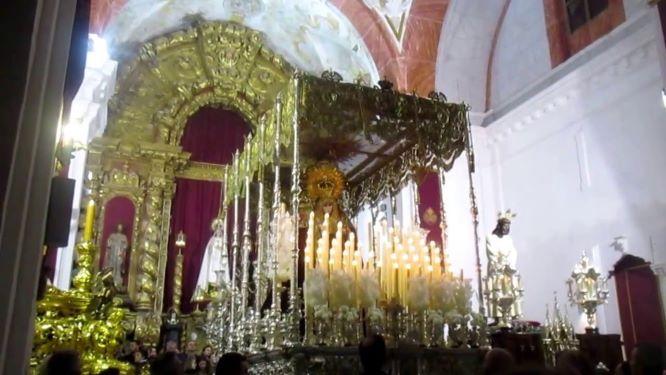 Historia de la devoción a Ntra. Sra. del Rosario en Ayamonte