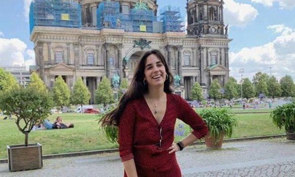 Elena Pérez Carmona, una onubense en Berlín dispuesta a recorrer el mundo en busca de nuevas aventuras