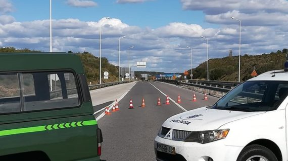 Ayamonte cierra su frontera con Portugal para evitar la expansión del Covid-19