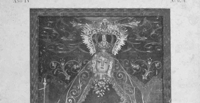 'Semana Santa', la primera revista cofrade de Huelva cumple su centenario