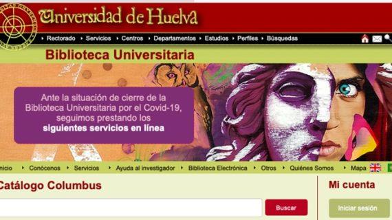 La biblioteca de la UHU potencia sus servicios online y ofrece más de 515.000 documentos electrónicos