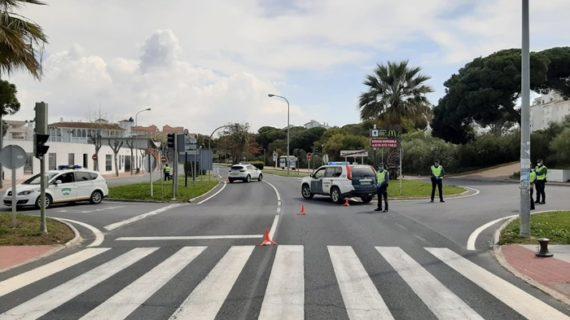 Cartaya acuerda intensificar los controles policiales en Semana Santa