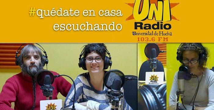 Quédate en casa escuchando Uniradio