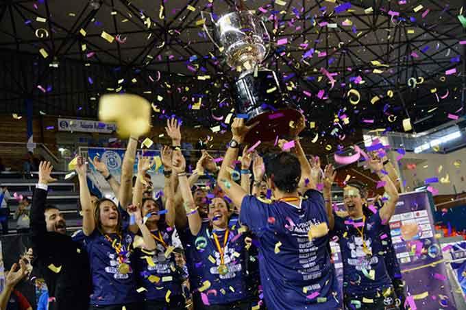 E Recre IES La Orden, seis veces campeón de Liga, excluido de la División de Honor de Bádmiton.