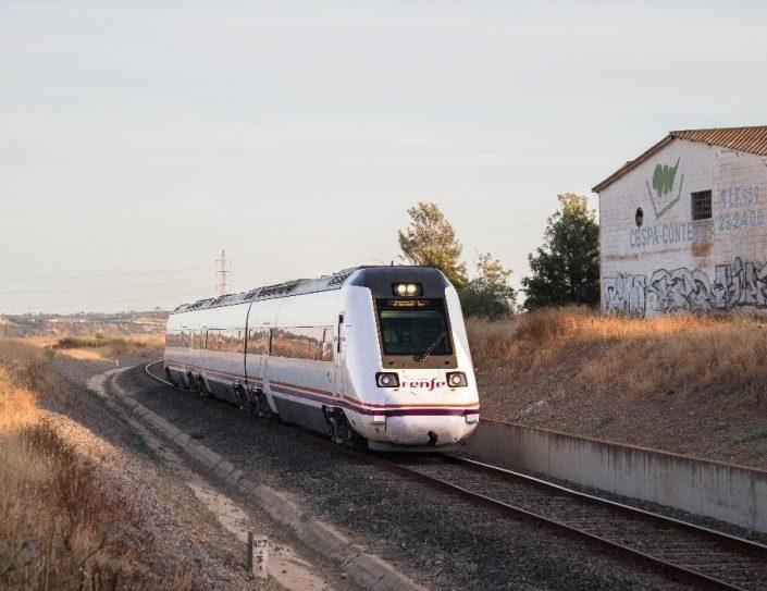 Ave Velocidad Alta Trenes De Altas Prestaciones Huelva Buenas Noticias