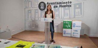 Un momento de la presentación del 'Campus de Tecnificación de Fútbol'.