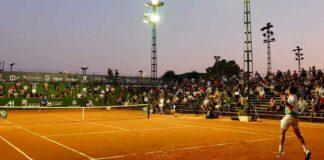 Roberto Bautista tuvo un tenis más sólido y constante que su rival y ganó el torneo onubense. / Foto: @AytoHuelva.