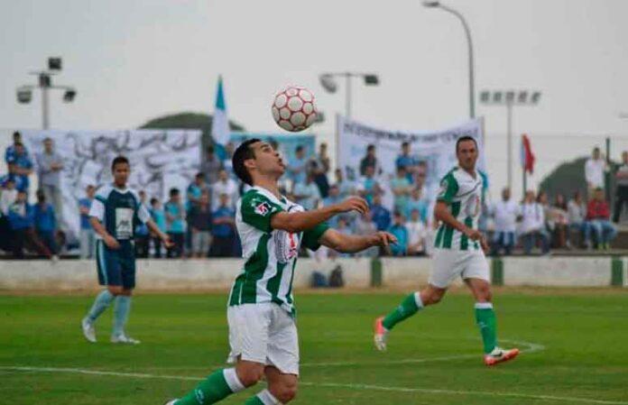 Marco Salas se une al proyecto del Aroche para la temporada 2020-21. / Foto: @arochecf.