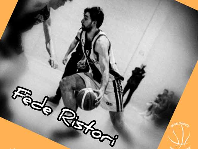 Federico Ristori, jugador muy versátil, primer refuerzo que anuncia el CDB Enrique Benítez. / Foto: @CDB_EBenitez.