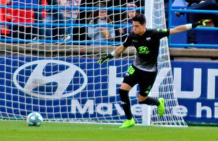 Yamaguchi ha sido internacional en las selecciones inferiores de Japón. / Foto: UD Extremadura / Charo Tobajas.