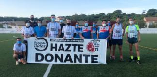 'La Ruta de las Maravillas de Huelva', un reto solidario orientada a divulgar la importancia de la donación de órganos y tejidos.