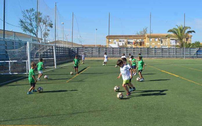 Abierto el plazo de inscripción de las Escuelas Deportivas Municipales de Punta Umbría y El Portil, estando previsto que el curso comience el 6 de octubre.