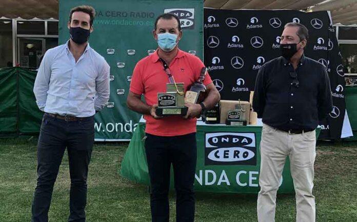 Todo un éxito fue el IV Circuito de Golf Onda Cero Mercedes Adarsa, que tuvo a Joaquín Rodríguez como ganador.