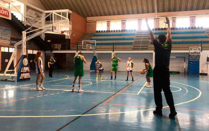 El CB Lepe Alius El Jamón recibirá este sábado al Baloncesto Sevilla.