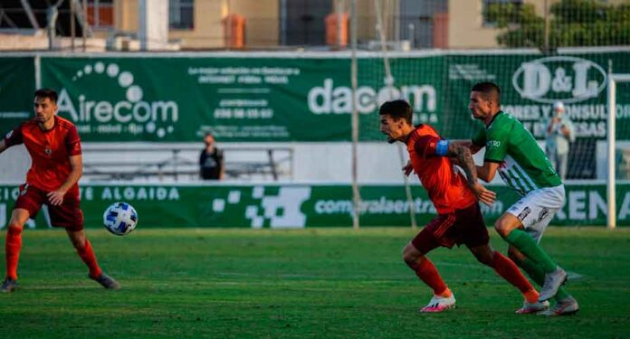 Diego Jiménez confesó que tal y como se desarrolló el segundo tiempo en El Palmar