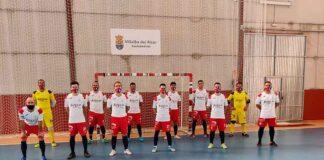 El CD Villalba FS buscará la victoria en el feudo del CD San Juan este domingo. / Foto: @CDVillalbaFS.