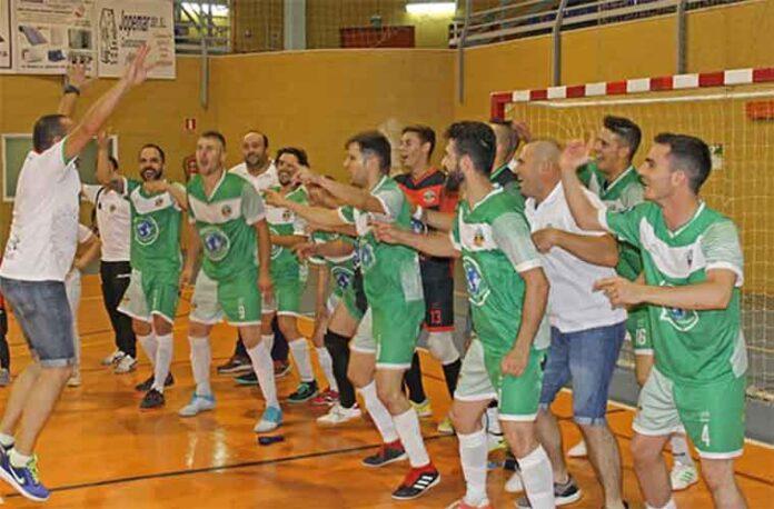 El CD Trigueros FS ya ha asegurado la permanencia en la Tercera División de fútbol sala.