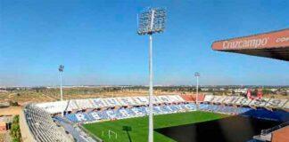 El Ceuta B confirmó el ascenso y visitará esta temporada el estadio Nuevo Colombino.