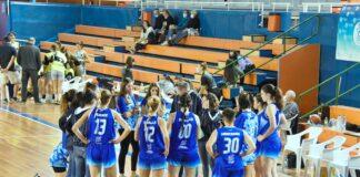 Tras el premio de llegar a este eliminatoria previa a la fase de ascenso, el Ciudad de Huelva quiere más. / Foto: CB Huelva La Luz.