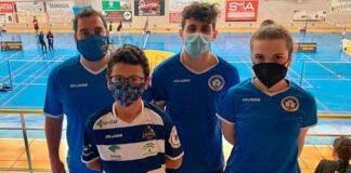 Los deportistas del IES La Orden que tomaron parte en el TTR Las Torres de Cotilla, en Murcia.