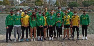 El equipo Junior/Senior del Club Tartessos logró una meritoria cuarta plaza en su categoría.