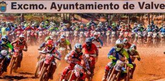 El Moto Club Valverdeño organizó con éxito esta prueba del Campeonato de España de Cross Country. / Foto: Álvaro Rivero.