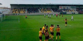 Ganar al Xerez Deportivo, el reto del San Roque para dar otro paso hacia el ascenso. / Foto: @SanRoqueLepe.