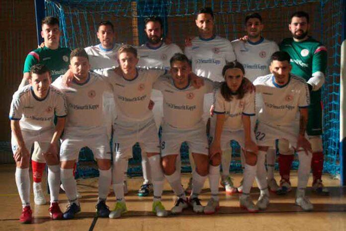 El Smurfit Kappa acude sin complejos a su cita exigente ante el CD Málaga CF Futsal. / Foto: @LaPalmaFS.