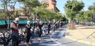 El III Triatlón de Islantilla del pasado 17 de octubre fue un éxito deportivo y económico para la zona.